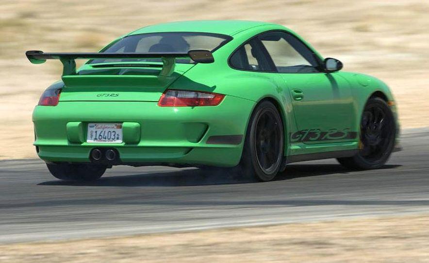 Porsche 911 GT3 R hybrid - Slide 53