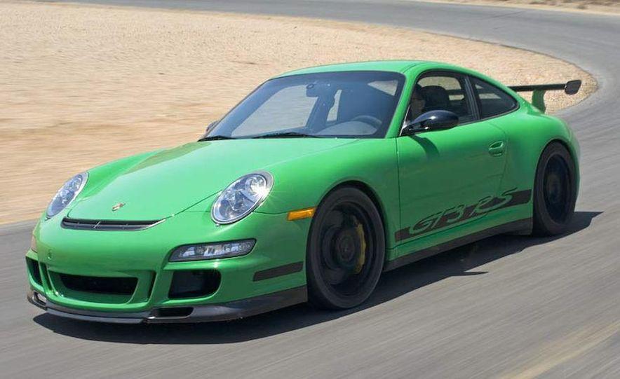 Porsche 911 GT3 R hybrid - Slide 50