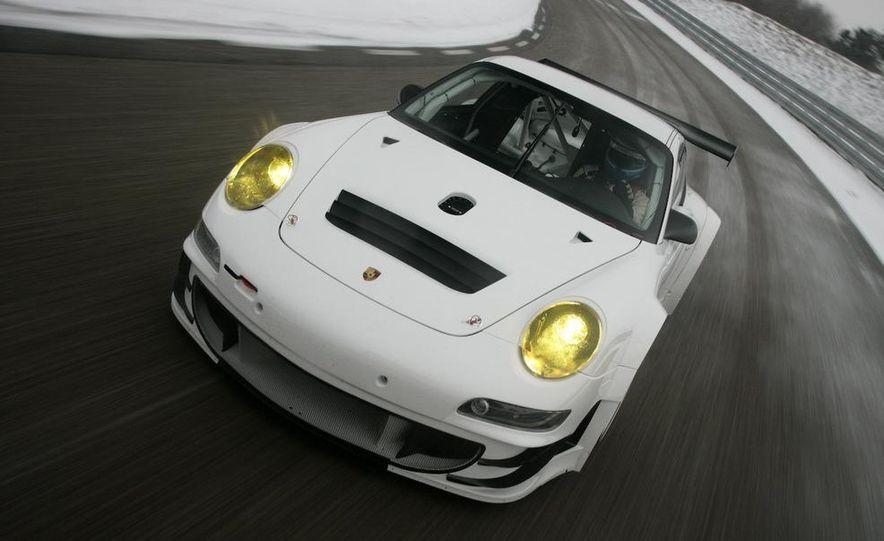 Porsche 911 GT3 R hybrid - Slide 43
