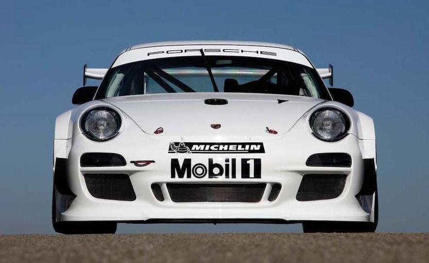 Porsche 911 GT3 R hybrid - Slide 12