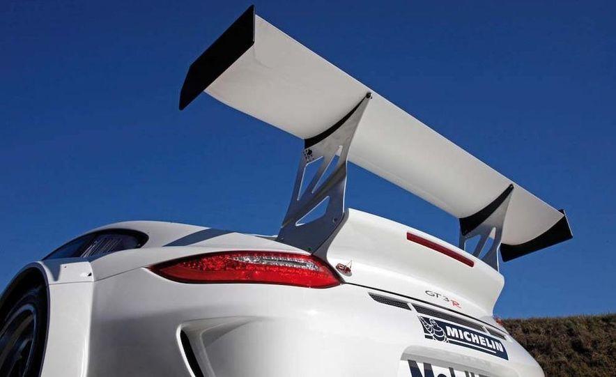 Porsche 911 GT3 R hybrid - Slide 14