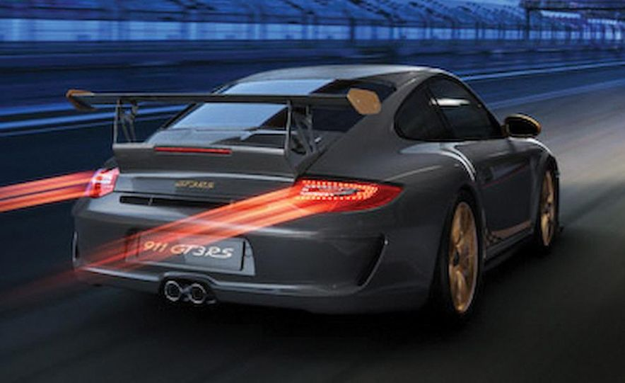 Porsche 911 GT3 R hybrid - Slide 37