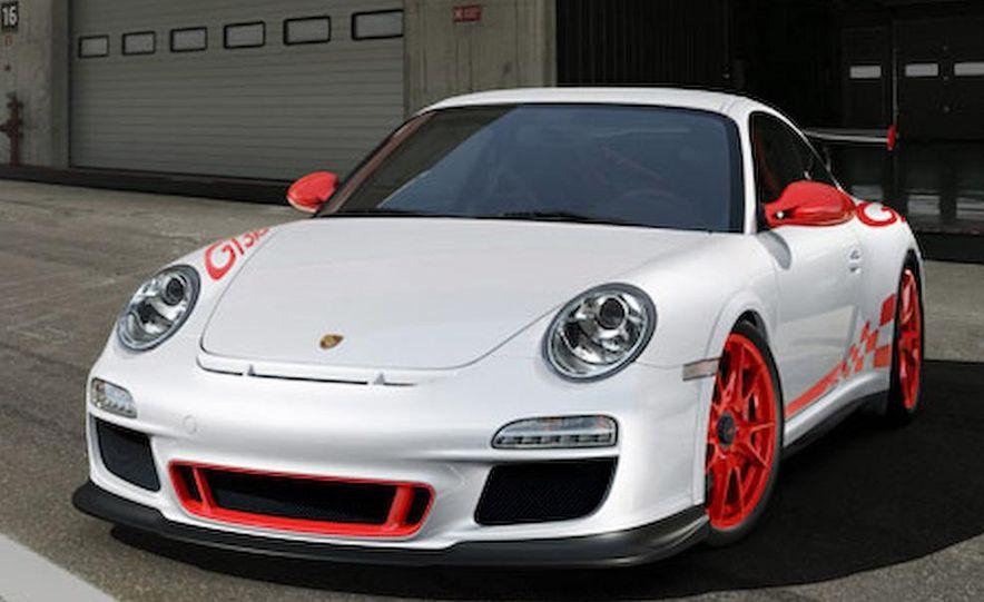 Porsche 911 GT3 R hybrid - Slide 36