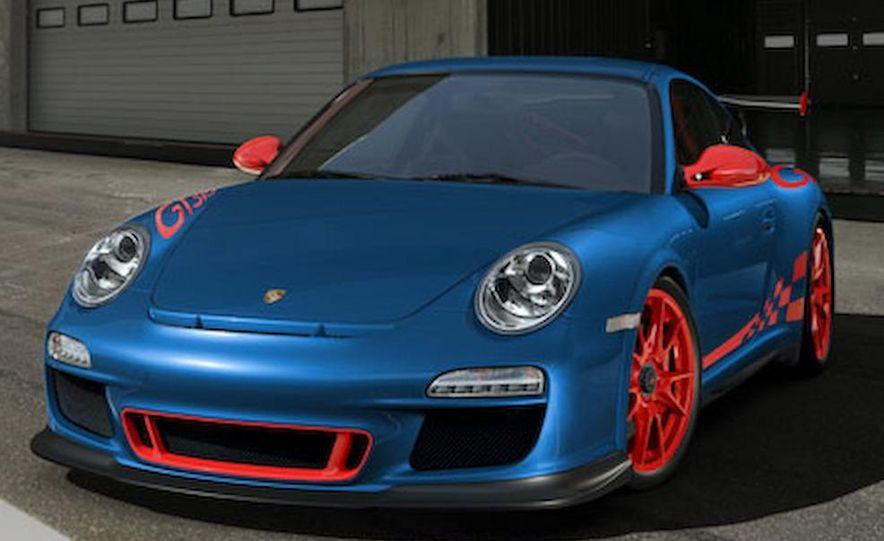Porsche 911 GT3 R hybrid - Slide 25
