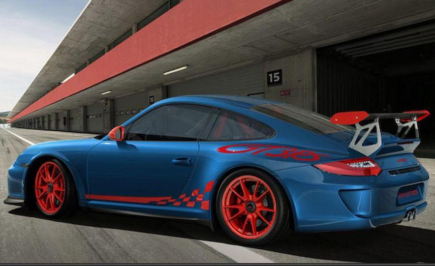 Porsche 911 GT3 R hybrid - Slide 28