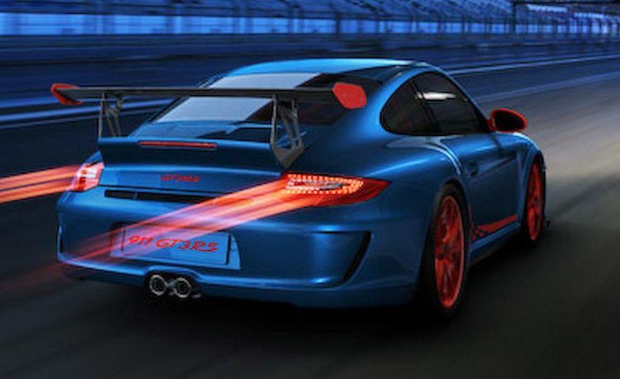 Porsche 911 GT3 R hybrid - Slide 27