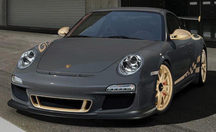 Porsche 911 GT3 R hybrid - Slide 20