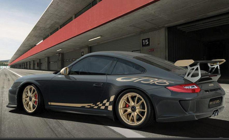 Porsche 911 GT3 R hybrid - Slide 19