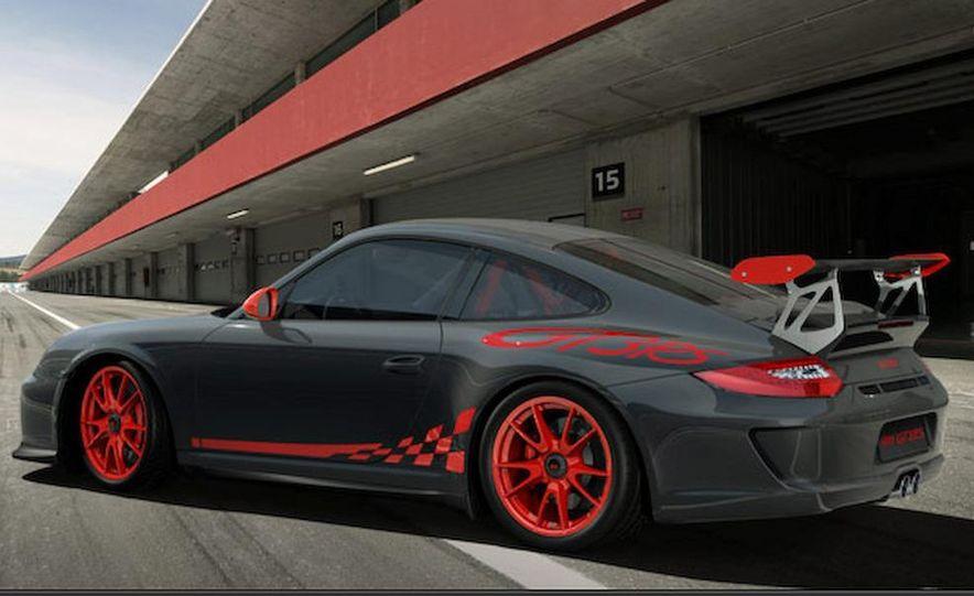 Porsche 911 GT3 R hybrid - Slide 17