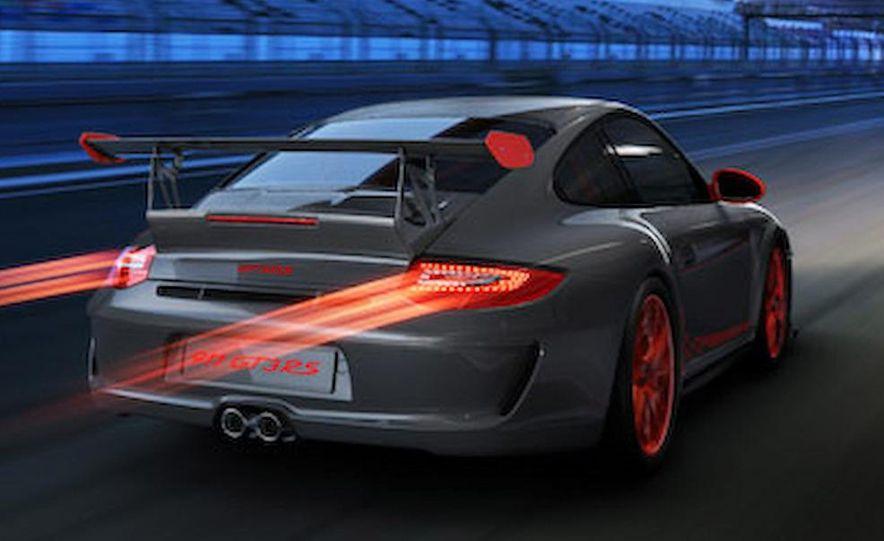 Porsche 911 GT3 R hybrid - Slide 15