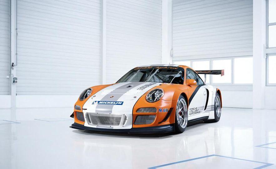 Porsche 911 GT3 R hybrid - Slide 9