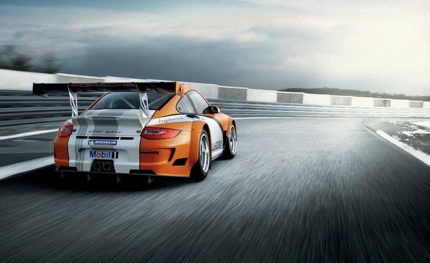 Porsche 911 GT3 R hybrid - Slide 7