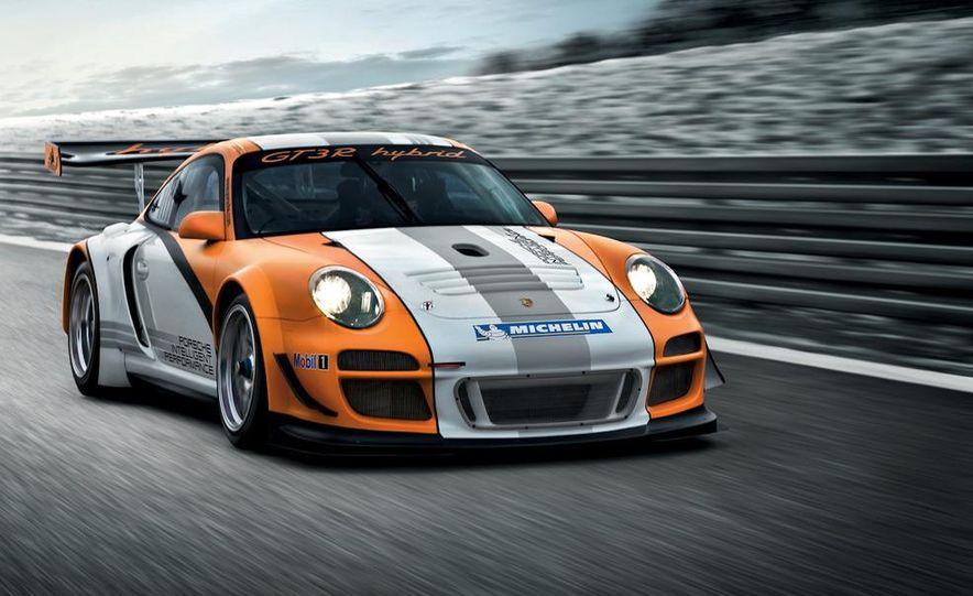 Porsche 911 GT3 R hybrid - Slide 6