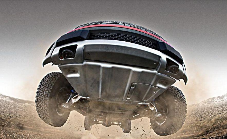2010 Hennessey Ford F-150 SVT Raptor VelociRaptor 500 - Slide 8