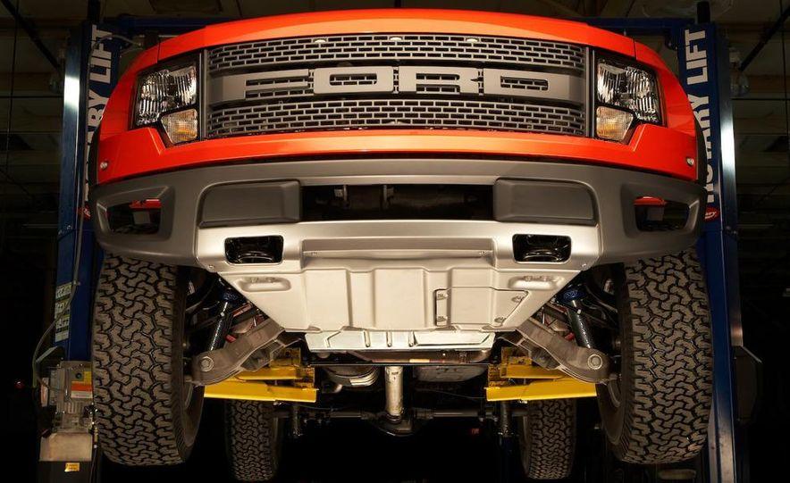 2010 Hennessey Ford F-150 SVT Raptor VelociRaptor 500 - Slide 14