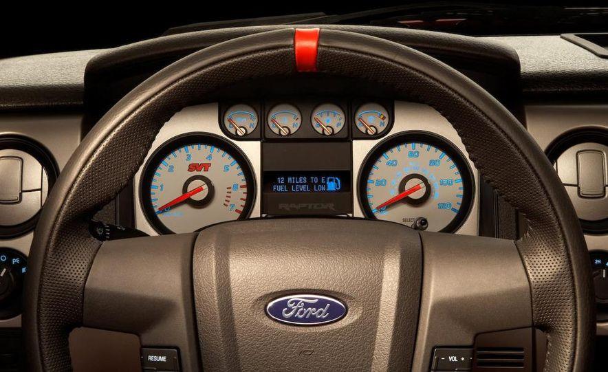 2010 Hennessey Ford F-150 SVT Raptor VelociRaptor 500 - Slide 26