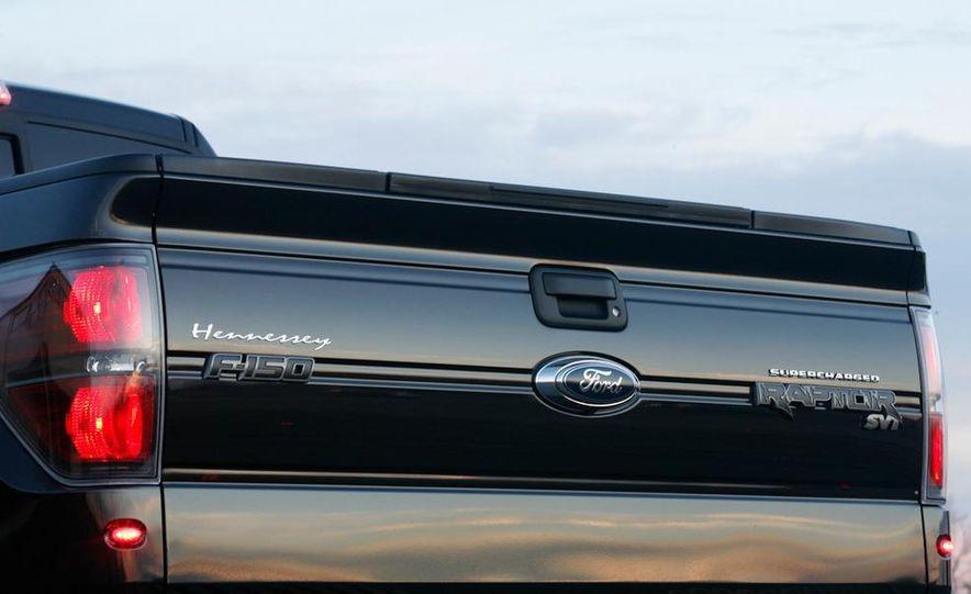 2010 Hennessey Ford F-150 SVT Raptor VelociRaptor 500 - Slide 4