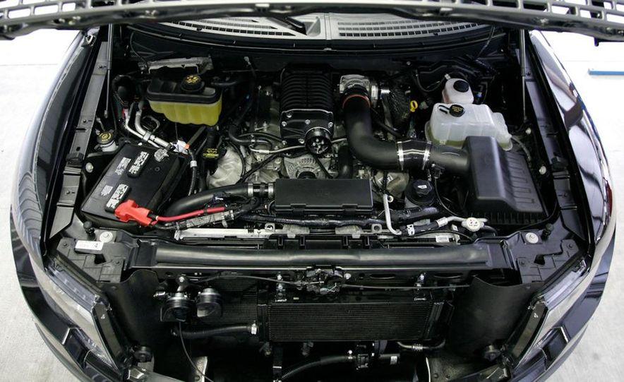 2010 Hennessey Ford F-150 SVT Raptor VelociRaptor 500 - Slide 6
