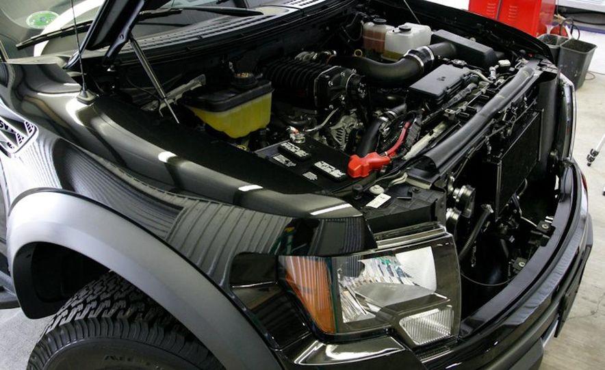 2010 Hennessey Ford F-150 SVT Raptor VelociRaptor 500 - Slide 7