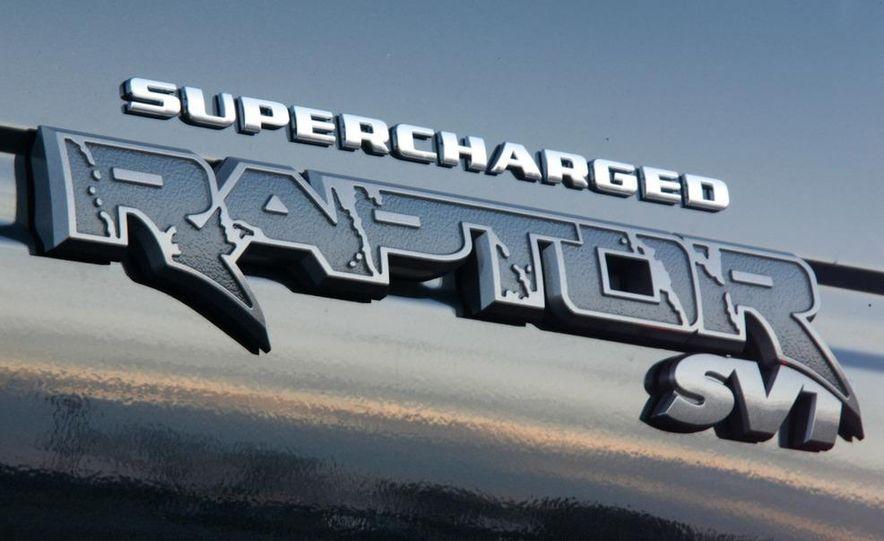 2010 Hennessey Ford F-150 SVT Raptor VelociRaptor 500 - Slide 5