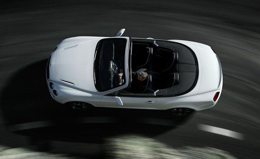 2011 Bentley Continental Supersports convertible - Slide 1