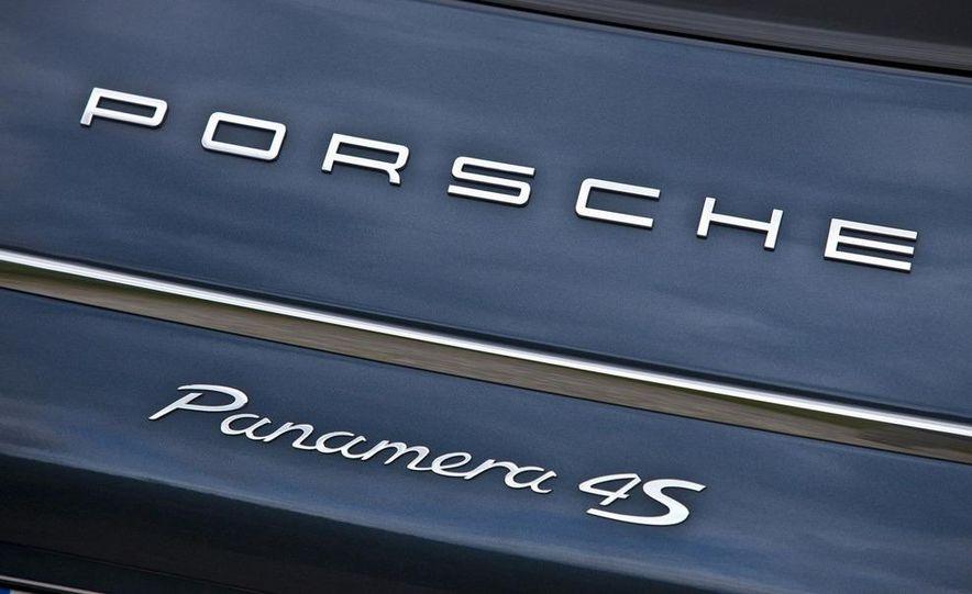 2011 Porsche Panamera - Slide 26
