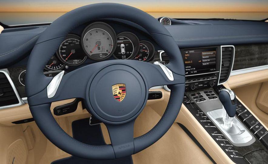 2011 Porsche Panamera - Slide 30