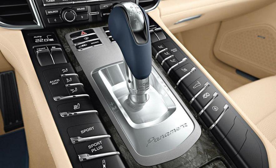 2011 Porsche Panamera - Slide 35