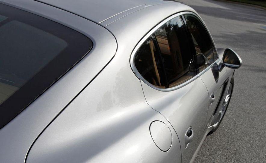 2011 Porsche Panamera - Slide 20