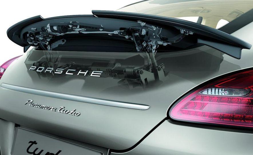 2011 Porsche Panamera - Slide 27