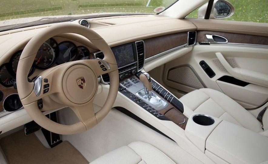 2011 Porsche Panamera - Slide 33
