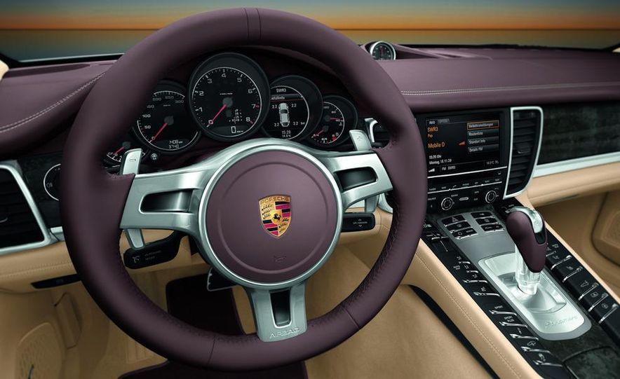 2011 Porsche Panamera - Slide 5