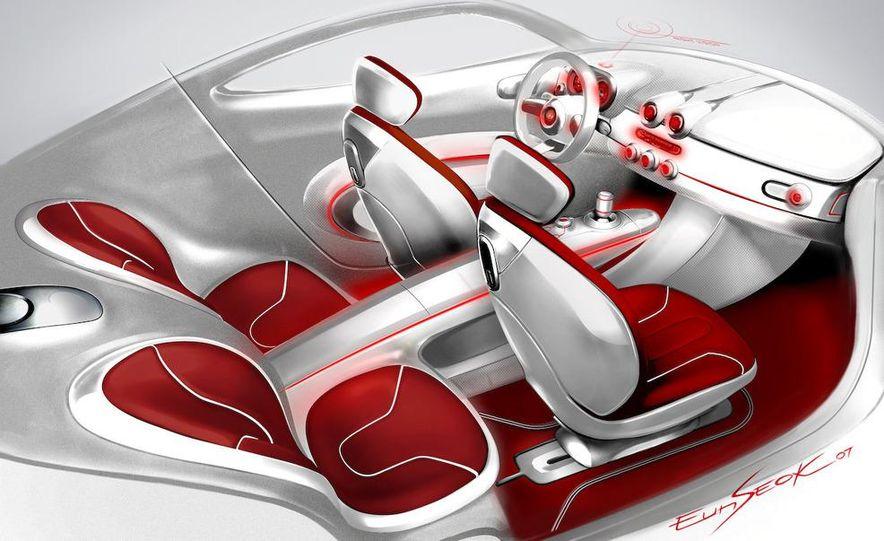 2012 Hyundai Veloster (spy photo) - Slide 11