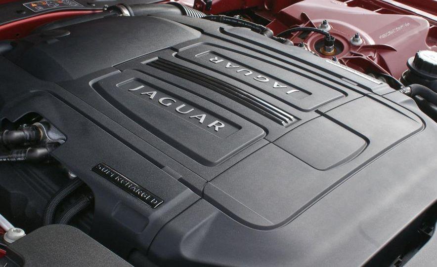 2011 Jaguar XKR Special Edition - Slide 16