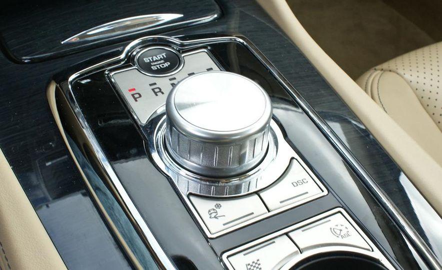 2011 Jaguar XKR Special Edition - Slide 18