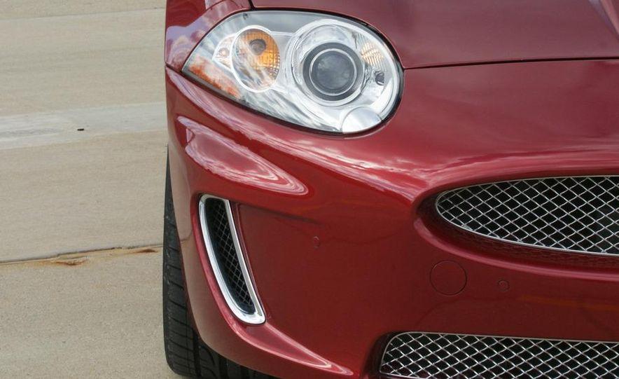 2011 Jaguar XKR Special Edition - Slide 14