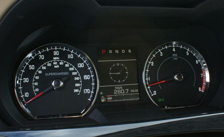 2011 Jaguar XKR Special Edition - Slide 17