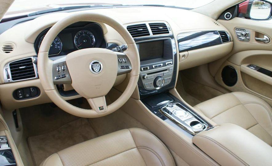2011 Jaguar XKR Special Edition - Slide 19