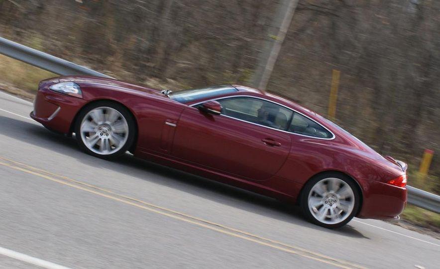 2011 Jaguar XKR Special Edition - Slide 8