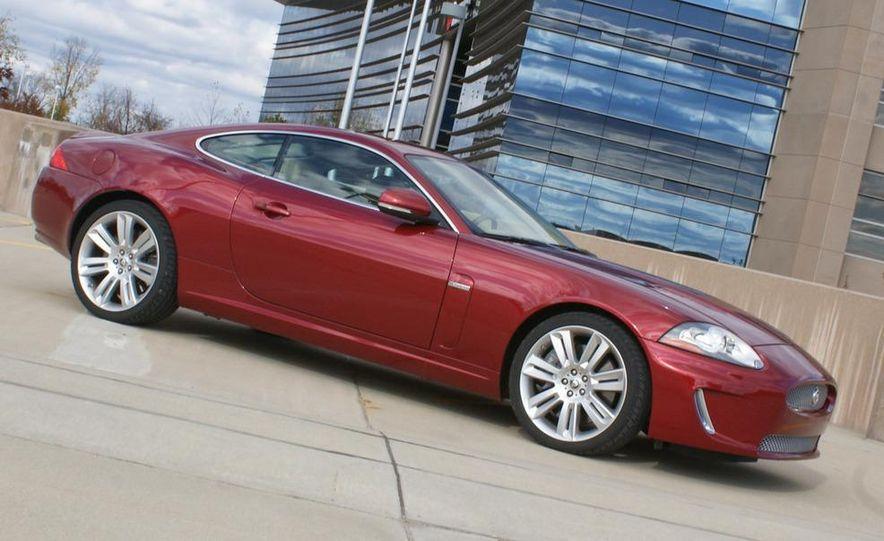 2011 Jaguar XKR Special Edition - Slide 10