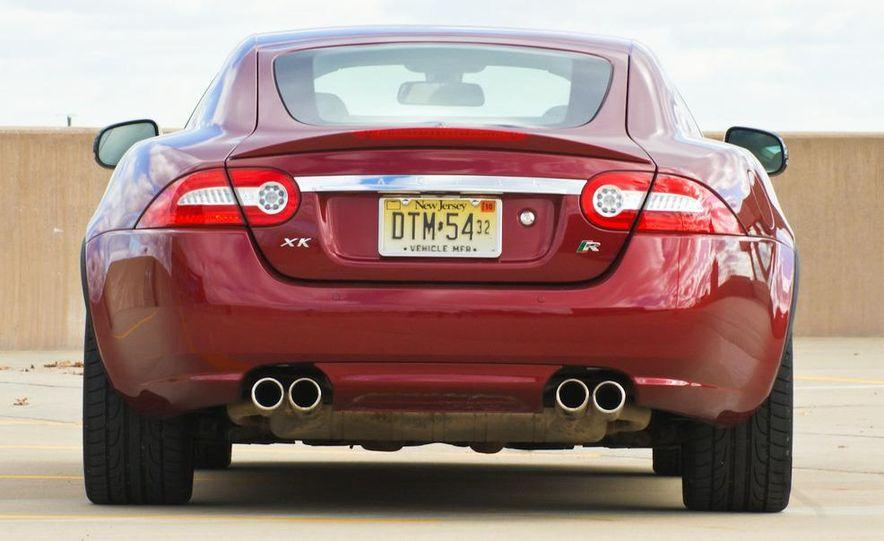 2011 Jaguar XKR Special Edition - Slide 12