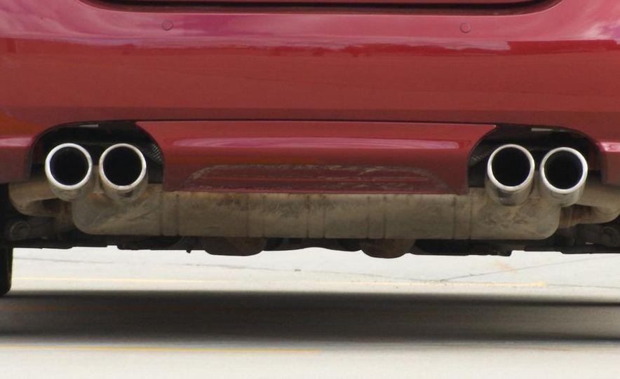 2011 Jaguar XKR Special Edition - Slide 13