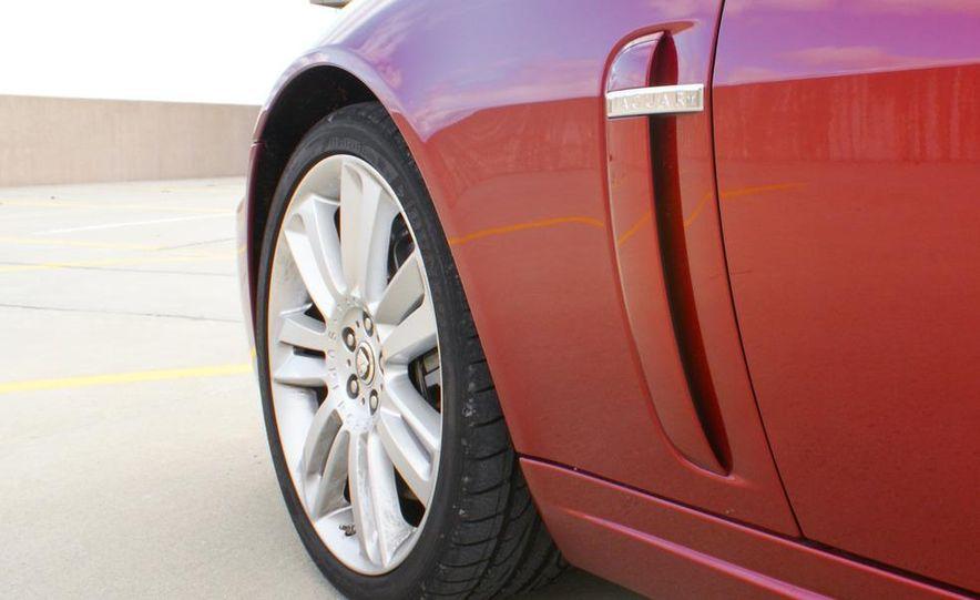 2011 Jaguar XKR Special Edition - Slide 11