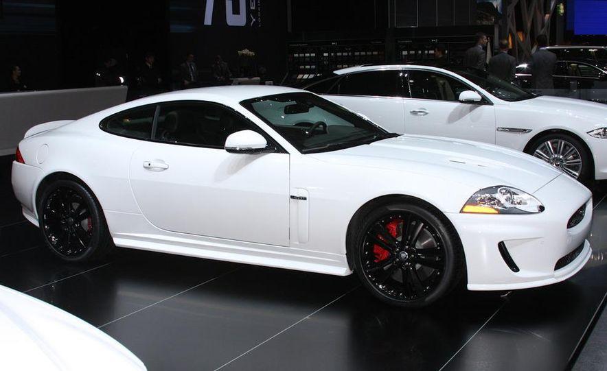 2011 Jaguar XKR Special Edition - Slide 1