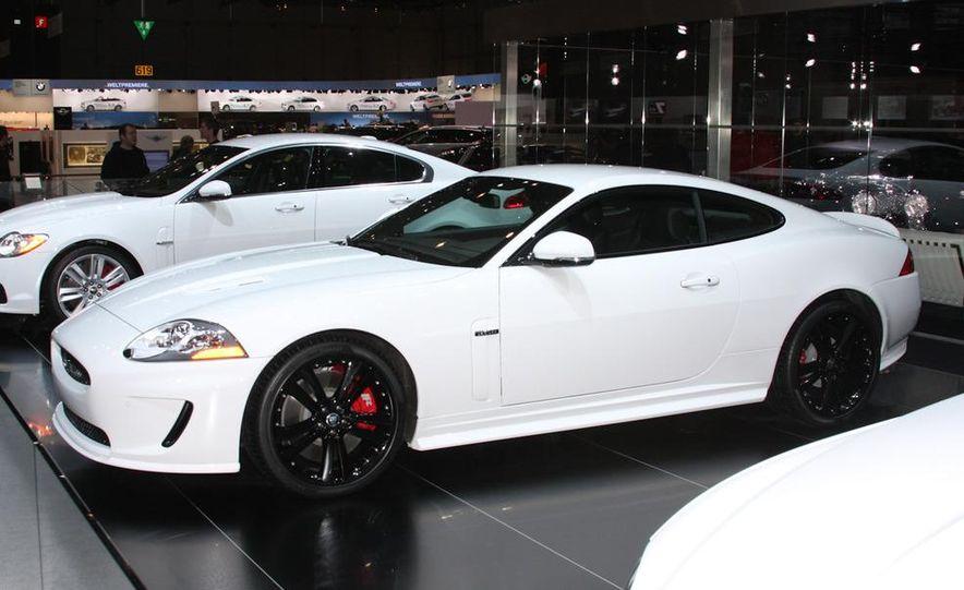 2011 Jaguar XKR Special Edition - Slide 2