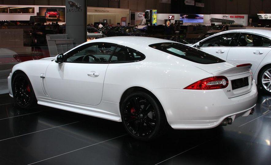 2011 Jaguar XKR Special Edition - Slide 4