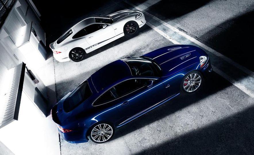 2011 Jaguar XKR Special Edition - Slide 6