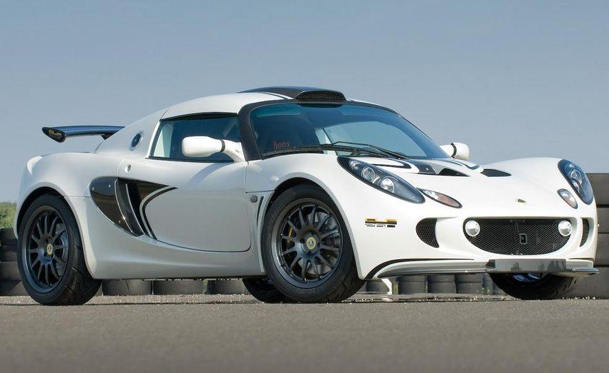 2010 Lotus Exige S 260 Sport - Slide 27