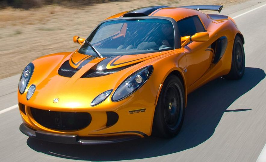 2010 Lotus Exige S 260 Sport - Slide 23