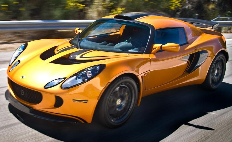 2010 Lotus Exige S 260 Sport - Slide 22